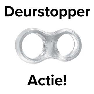 Deurstopper Actie!